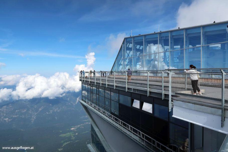 Zugspitze bayrische Seite