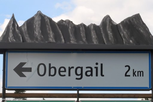 lustigste Ortsnamen Österreich Obergail