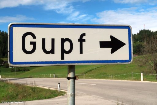 lustiges Ortsnamen Österreichs