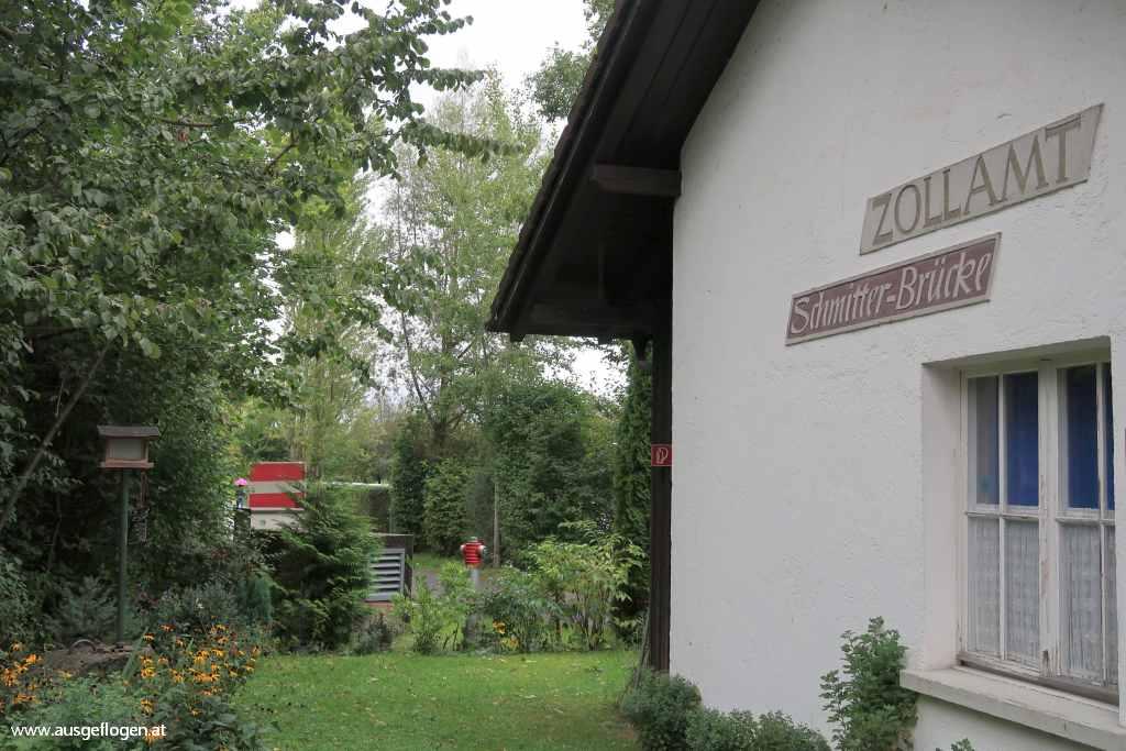 Rheintal Diepoldsauer Durchstich
