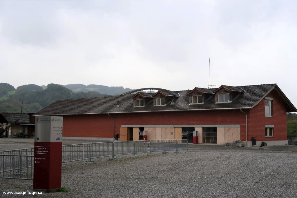 Rheinbähnle Lustenau