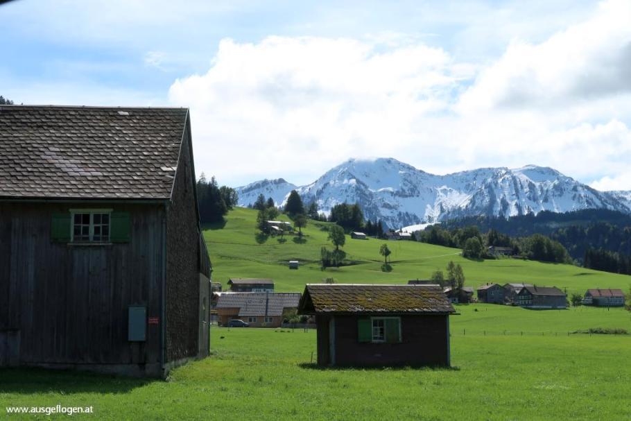 Naturpark Nagelfluhkette Bregenzerwald