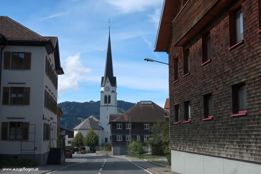 Egg im Bregenzerwald