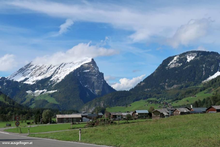 Kanisfluh Wahrzeichen Bregenzerwald