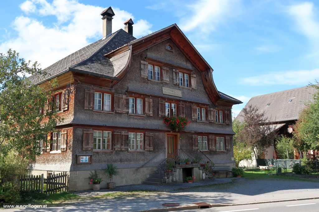 Bregenzerwald Ausflugsziele