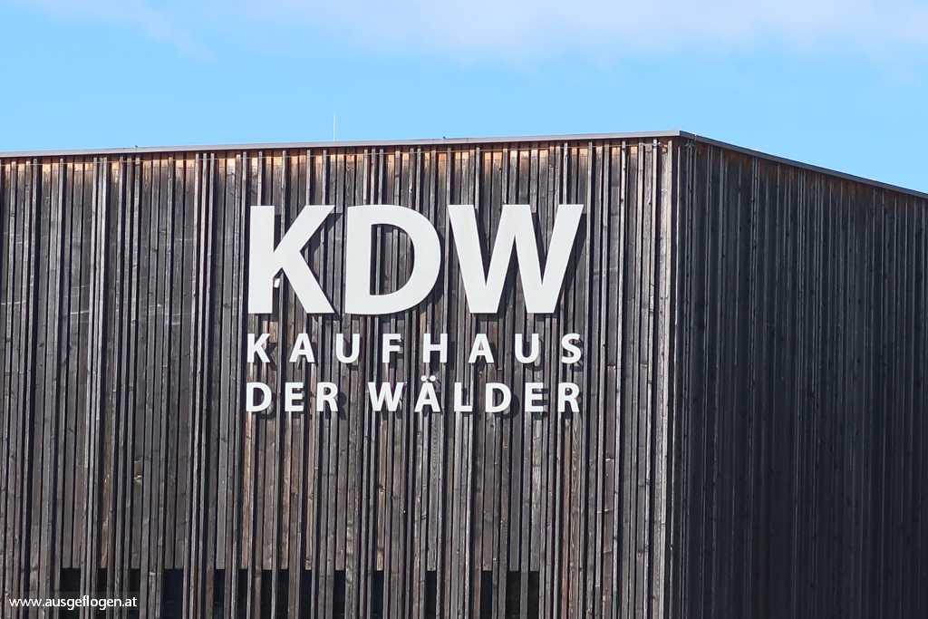 Egg im Bregenzerwald KDW Kaufhaus der Wälder