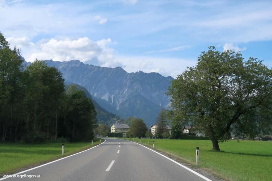 Schruns Tschagguns Montafon Ausflugsziel