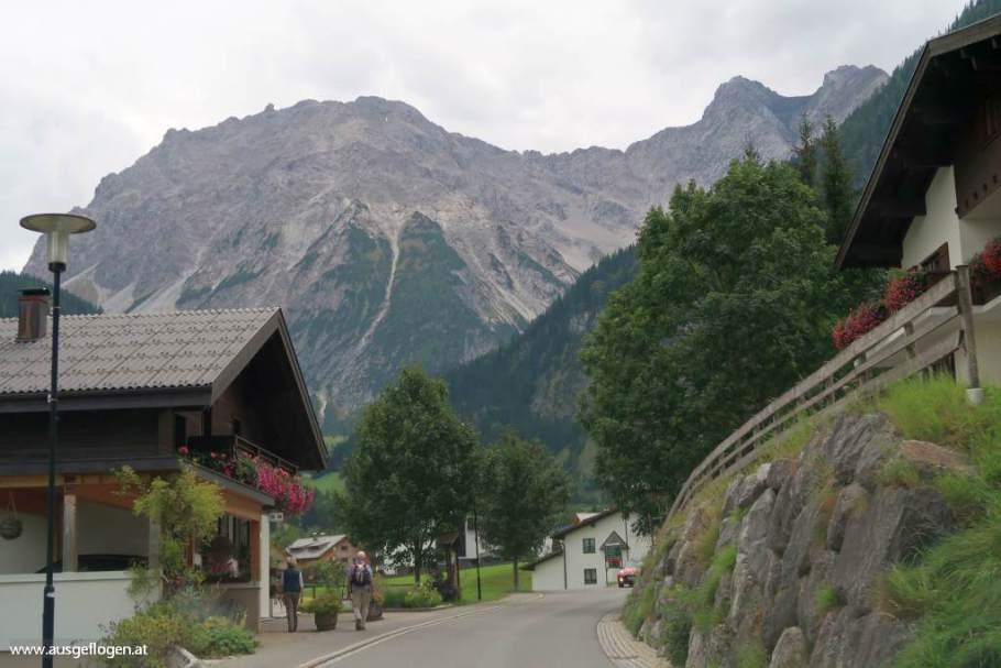 Brandnertal Vorarlberg