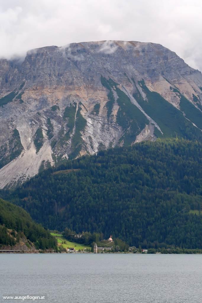 Reschensee Vinschgau Südtirol