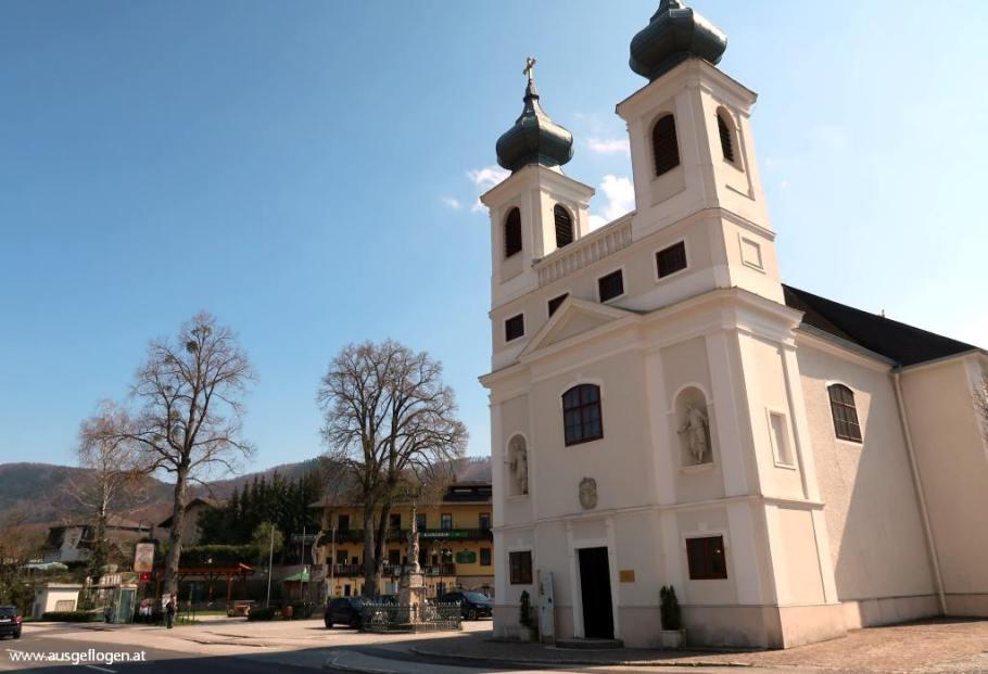 """Wallfahrtskirche """"Dornau"""" Via Sacra"""