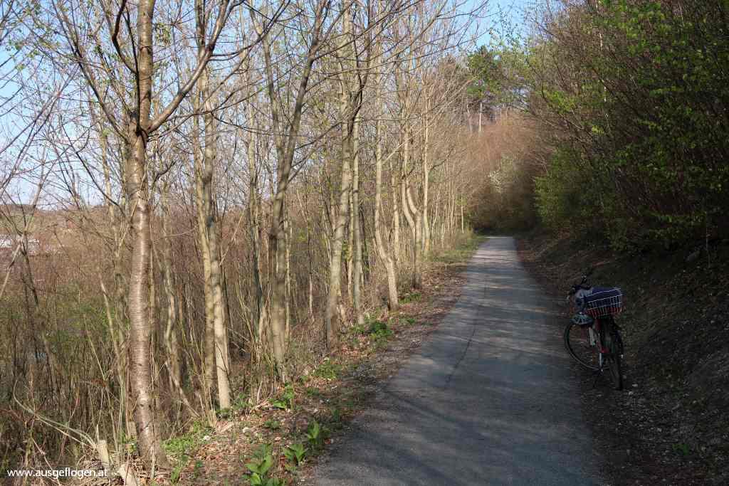 Triestingtal Radweeg Steigung Berndorf Guglzipf