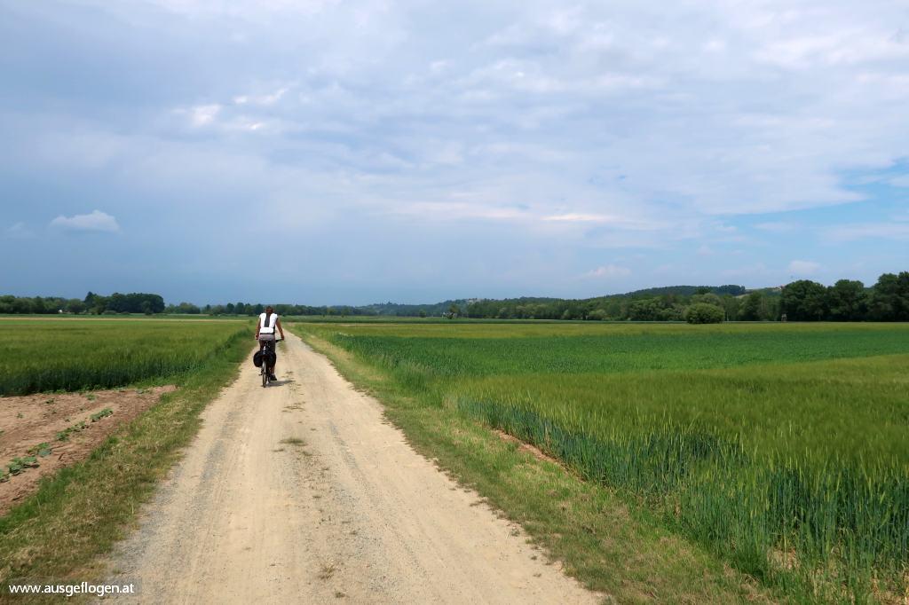 Paradiesroute Südburgenland Etappen