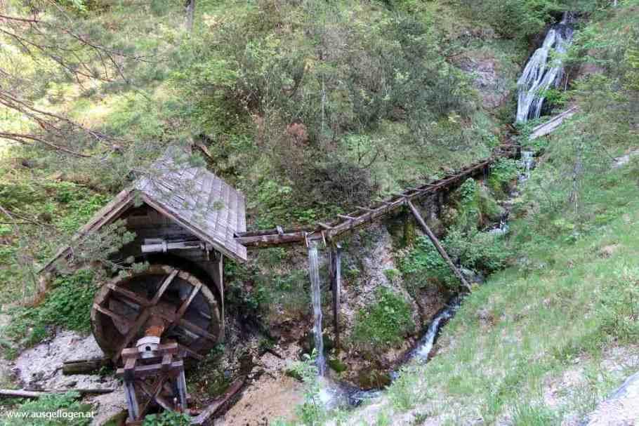 Ötscherhias Mühle