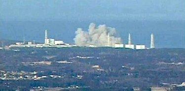 Explosion im AKW Fukushima Daiichi