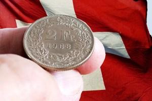 Geld auf Schweizer Konto senden vom Ausland