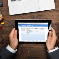 Online Banken Test