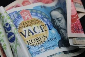 Tschechische Krone Währungsrechner