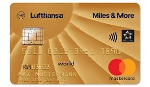 Miles and More kreditkarte im test
