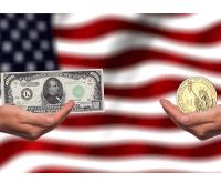 Euro in Dollar wechseln