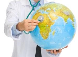 Reisekrankenversicherung Südafrika im Vergleich