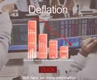Was ist eine Deflation? Definition - einfach erklärt
