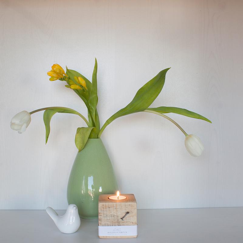 FÖRVANDLA - Kerzen-/ Teelichthalter S