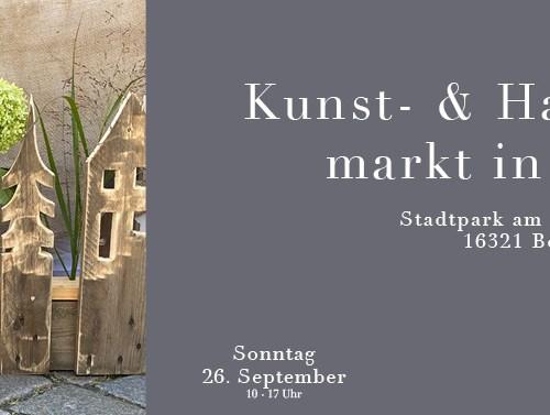C&C HOLZMANUFAKTUR - Kunsthandwerkermarkt am Pulverturm am 26. September 2021