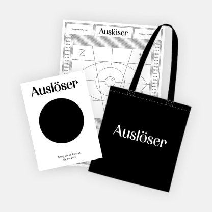 Auslöser Magazine Supporter Package