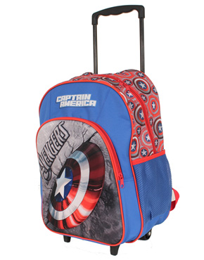 Captain-America-Trolley-Backpack