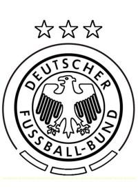 malvorlagen kostenlos fussball wappen | bayern