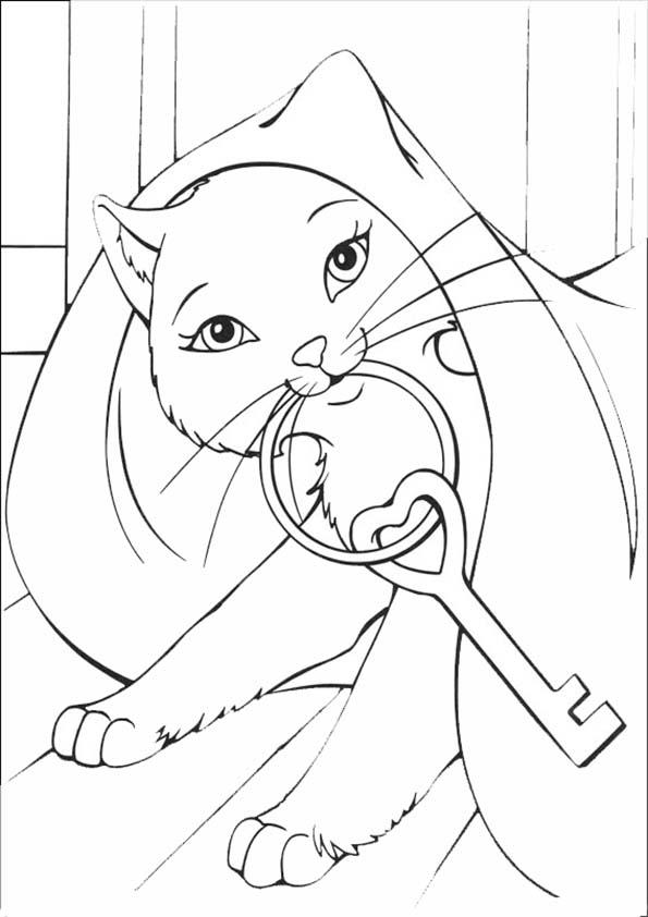 Ausmalbilder Malvorlagen Katze 16 Ausmalbilder Und