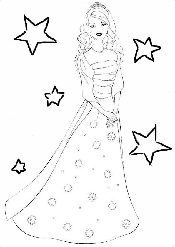 Malvorlagen Ausmalbilder Prinzessin 21 Ausmalbilder