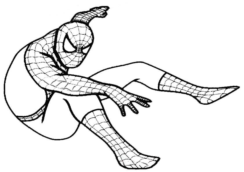 Ausmalbilder spiderman 36 Ausmalbilder Malvorlagen