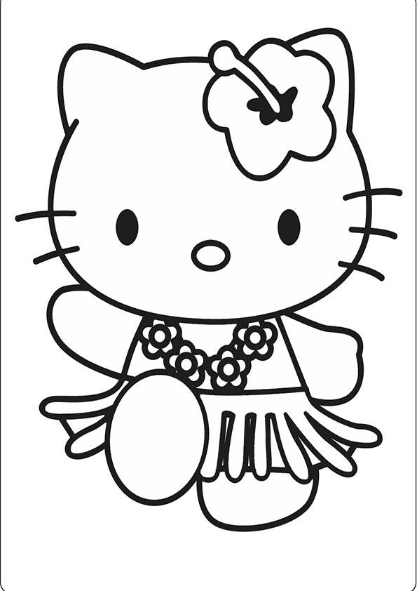 Ausmalbilder Hello Kitty 31 Ausmalbilder Malvorlagen