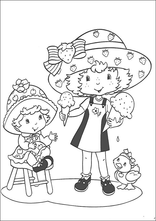 Ausmalbilder Emily Erdbeer Malvorlagen Emily Erdbeer Zum
