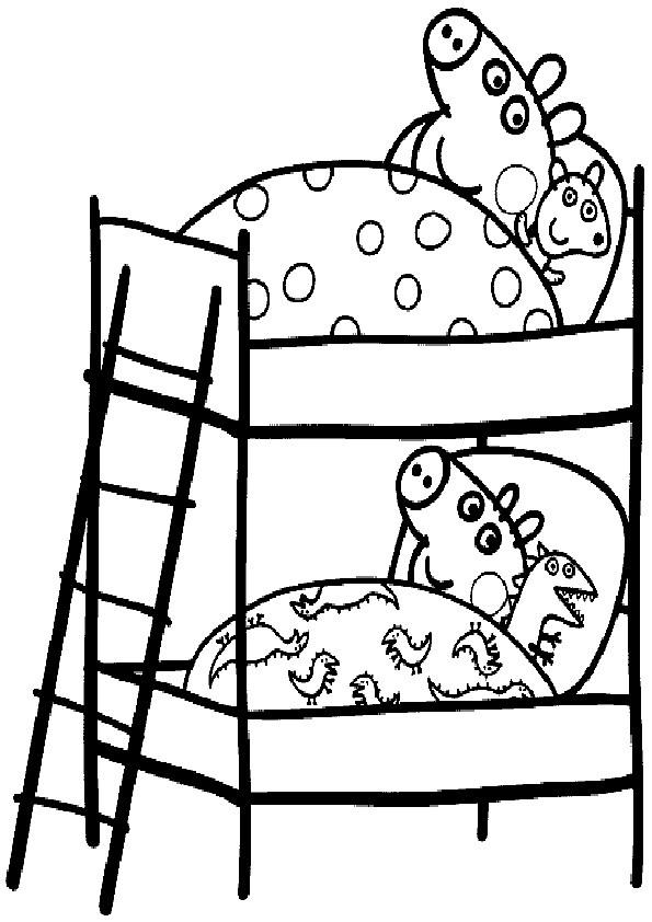 Ausmalbilder Peppa Pig8 Ausmalbilder Malvorlagen