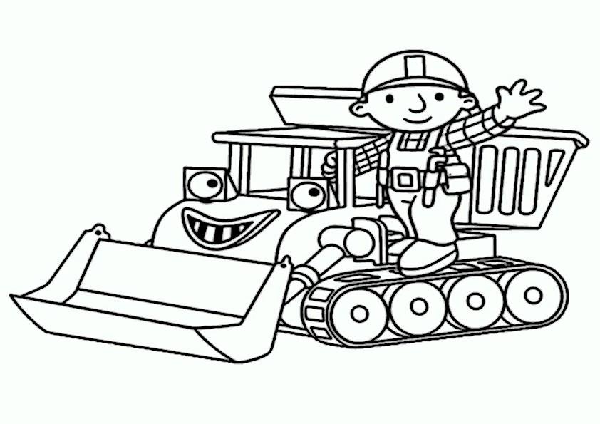 Ausmalbilder traktor-2 Ausmalbilder Malvorlagen