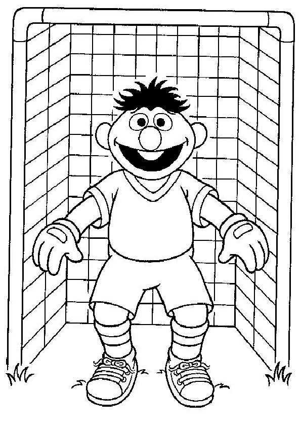 Ausmalbilder fußball-8 Ausmalbilder Malvorlagen
