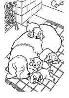 ausmalbilder hunde 24   Ausmalbilder Malvorlagen
