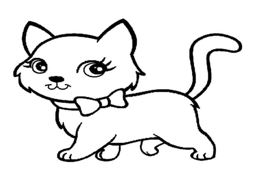 Katze ausmalbilder -51 Ausmalbilder Malvorlagen