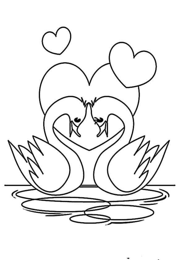 Ausmalbilder Herz 6 Ausmalbilder Malvorlagen