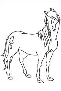 √ Ausmalbilder Pferde Lenas Ranch ausmalbilder lenas ranch
