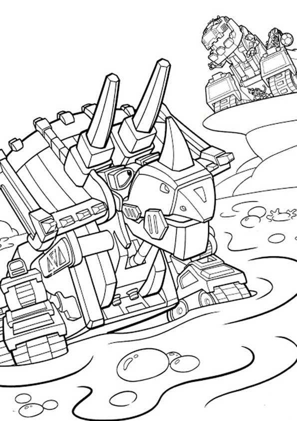 Dinotrux-11 Ausmalbilder Malvorlagen