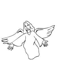 Gratis Malvorlagen Jesus Ausmalbilder Fr Kinder