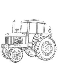 Ausmalbilder Zum Ausdrucken Traktor Traktor Ausmalbilder Of