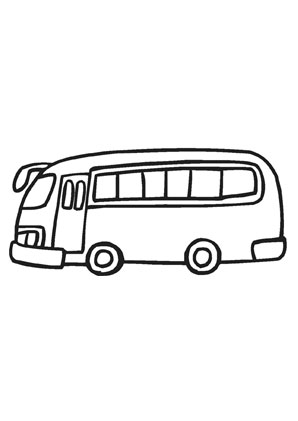Malvorlage Doppeldeckerbus Coloring and Malvorlagan
