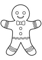 Keks & Cookie Ausmalbilder & Malvorlagen   100 KOSTENLOS
