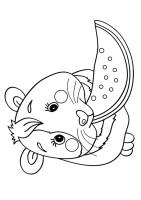 27 Die Besten Meerschweinchen Malvorlagen Ausdrucken ...