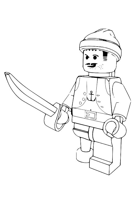 Lego Movie Ausmalbilder & Malvorlagen - 100% KOSTENLOS