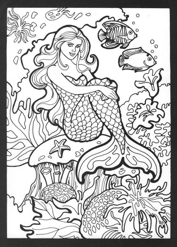 H2o Ausmalbilder Meerjungfrau Mako - Coloring and Drawing